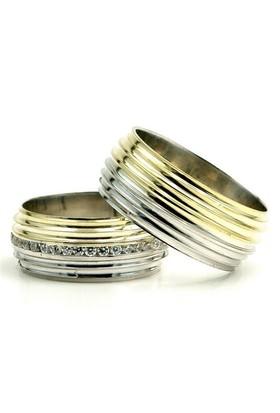 Berk Kuyumculuk Gümüş Alyans 5800(çift)