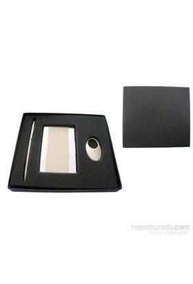 Forentina Kalem, Kartvizitlik ve Anahtarlık Set FR0147