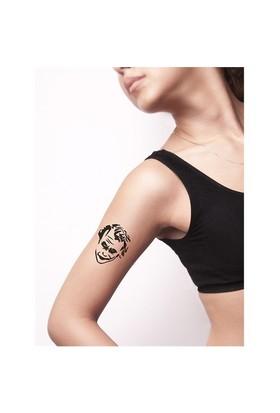 One Spray Tattoo Kaos Adildir Kına Dövme Şablonu