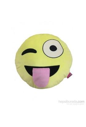 Selay Emoji Yastık 35 Cm