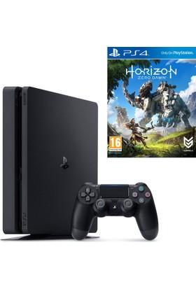 Ps4 1 Tb Slim + Horizon Bundle Eurasia 2016B Sony Playstation