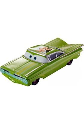 Disney Cars Kişiye Özel Lisanslı Cars 2 Tekli Karakter Araçlar Artist
