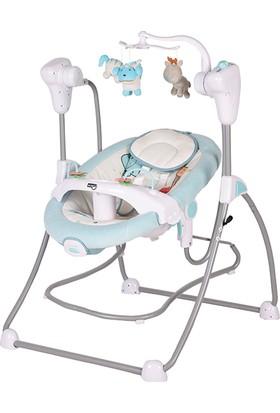 Sunny Baby 626 Ursula Elektrikli Beşik Mavi