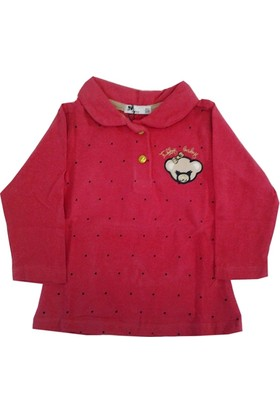 Tuffy Baby Kız Bebek Uzun Kollu Sweat 6 - 24 Ay