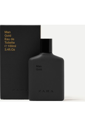 Zara Man Gold Eau De Toilette 100 Ml