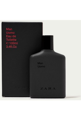 Zara Man Uomo Eau De Toilette 100 Ml