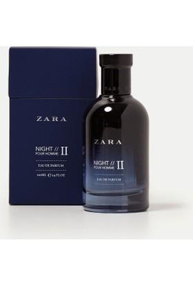 Zara Night 2 Pour Homme Eau De Parfüm 100 Ml