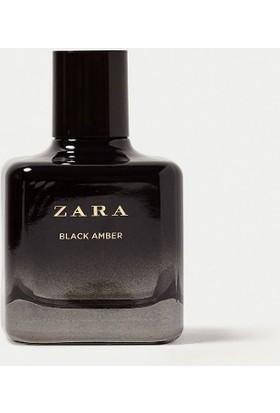 Zara Black Amber Eau De Toilette 100 Ml