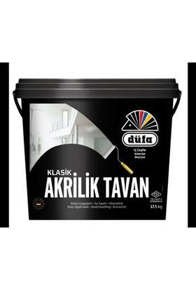Düfa Klasik Akrilik Tavan 10 kğ