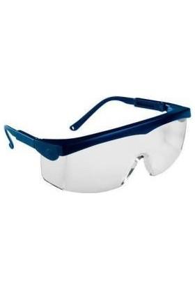 İş Koruma Çapak Gözlüğü Şeffaf