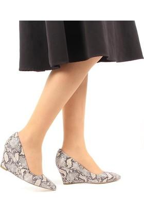 Gön Deri Kadın Ayakkabı 20267