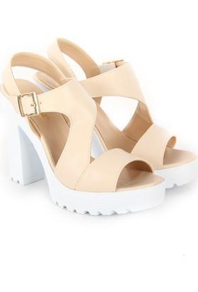 Gön Kadın Sandalet 36132
