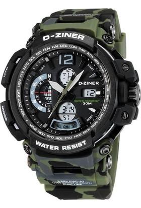 D-Zıner Dz-6 Erkek Kol Saati