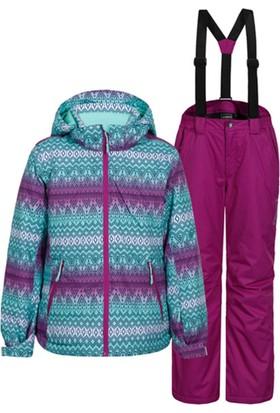 Icepeak Çok Renkli Çocuk Kayak Takımı 52130-521-740