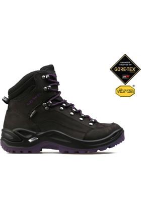 Lowa Siyah Kadın Trekking Ayakkabı 320945-9957