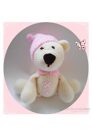 Amigurumi Ayı Teddy Oyuncak Yapımı - M-Visible.com | 443x300