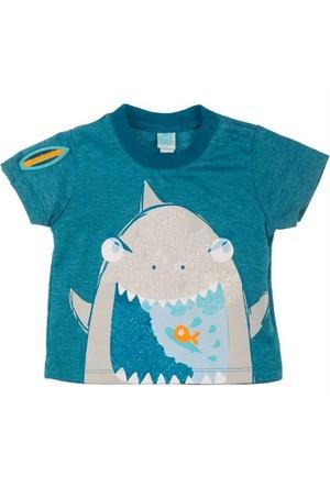 Tuc Tuc Çocuk Köpekbalığı T-Shirt, Surf