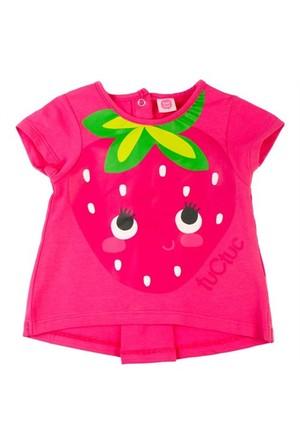 Tuc Tuc Çocuk Çilekli T-Shirt, Cherry Day