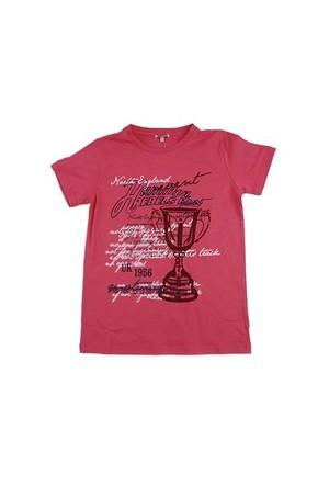 Zeyland Erkek Çocuk Bordo Tshirt K-51Kl663752