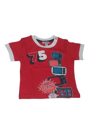 Zeyland Erkek Çocuk Kirmizi T-Shirt K-31Kl663851