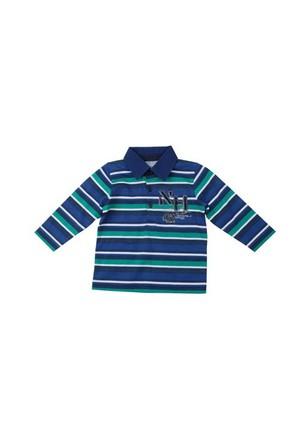 Zeyland Erkek Çocuk Cizgili T.Shirt Polo Yaka K-42Z521fts63