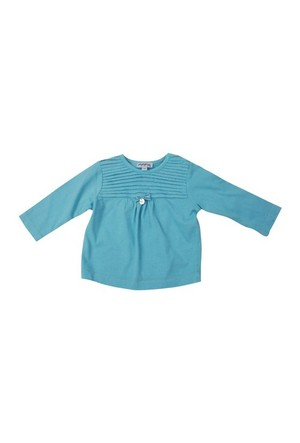 Zeyland Kız Çocuk Yesil T.Shirt Bis.Yaka K-42M532lpg62