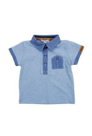 Zeyland Erkek Çocuk Mavi Polo T-Shirt K-51M501bdh56