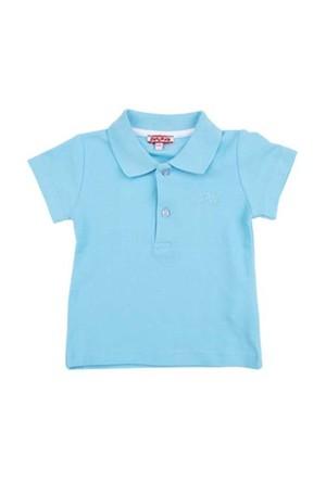 Zeyland Erkek Çocuk Mavi Basic Pike Polo T-Shirt K-41Kl653651