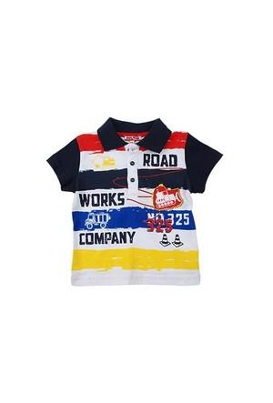 Zeyland Erkek Çocuk Lacivert Polo T-Shirt K-51Z501gmp51
