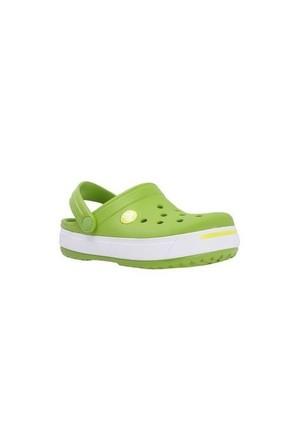 Crocs Çocuk Terlik Yeşil