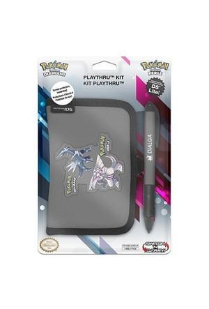 Nintendo Pokemon Kılıf Cüzdan Pocket Kit Ds Lite Gri
