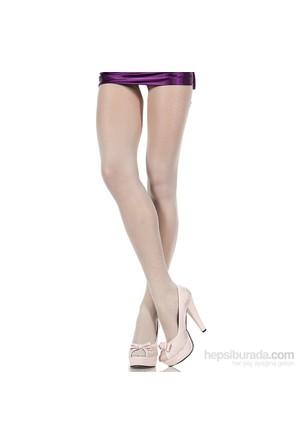 Pierre Cardin Transparan Külotlu Çorap Bendis Vanilya