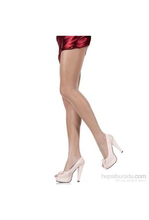Pierre Cardin Ultra İnce Mat Külotlu Çorap Artemis Vanilya