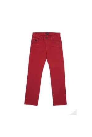 U.S. Polo Assn. G083cs073.Cıne.5843.Kr0227 Kırmızı Chino