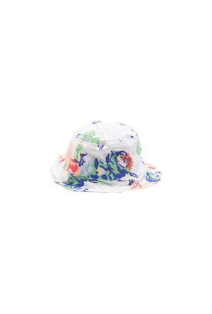 U.S. Polo Assn. Kız Çocuk Beyaz Şapka