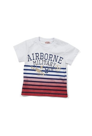 Zeyland Erkek Çocuk Beyaz T-Shirt - K-61Z1UCN53
