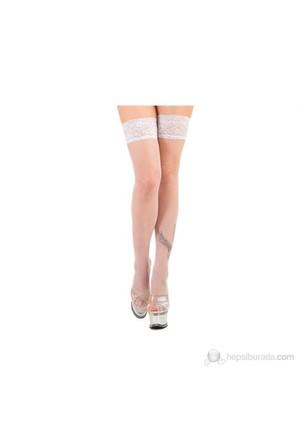 La Blinque File Jartiyer Çorabı