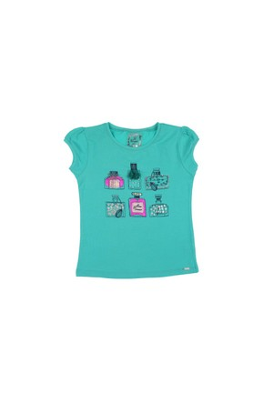 Modakids Nk Kids Putik Parfümlü Kız Body (4-12 Yaş) 0023402017