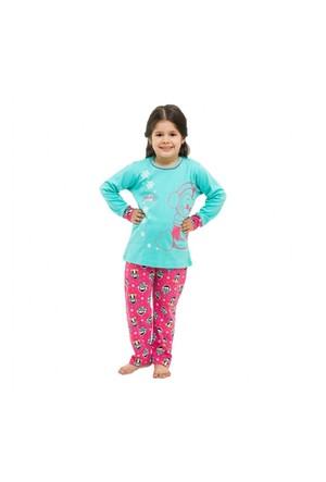 Modakids Rolypoly Kız Çocuk Pijama Takım 044-2765-040