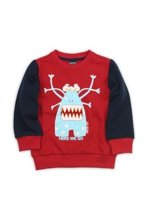 Modakids Wonder Kids Erkek Çocuk Sweatshirt 010-4630-002
