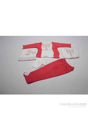 Nenny Baby Nenny Baby 5 Li Hastane Çıkışı T-706 Narçiçeği