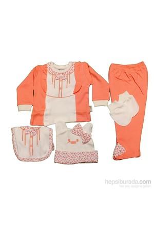 Nenny Baby Nenny Baby 5 Li Hastane Çıkışı T-706 Yavruağzı