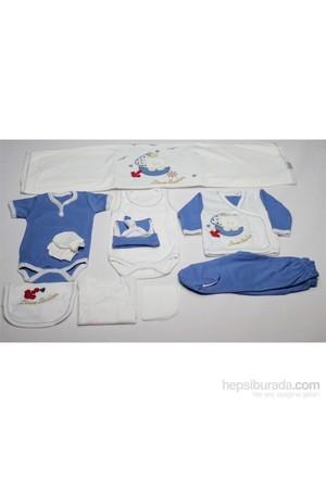 Nenny Baby Nenny Baby 10 Lu Hastane Çıkışı T-26 Mavi