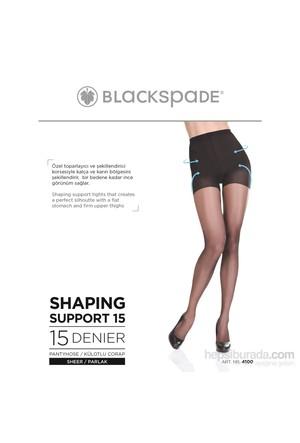 Blackspade Kadın Çorap 4100 Koyu Ten