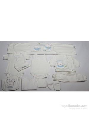 Nenny Baby Nenny Baby 10 Lu Hastane Çıkışı T-20 Mavi