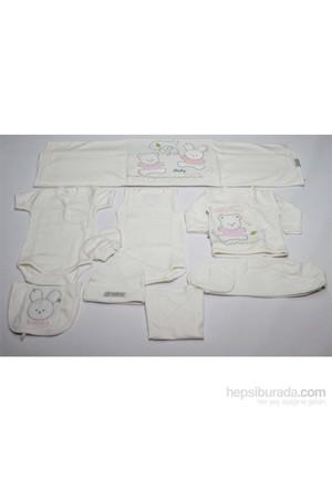 Nenny Baby Nenny Baby 10 Lu Hastane Çıkışı T-20 Pembe