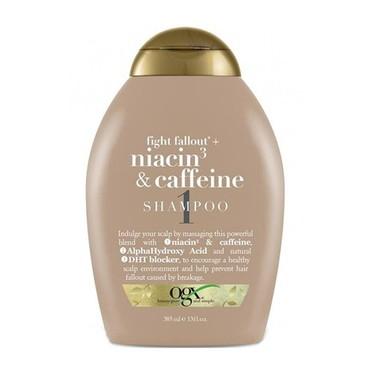 Ogx Dokulme Karsiti Niacin Caffeine Sampuan 385 Ml Fiyati