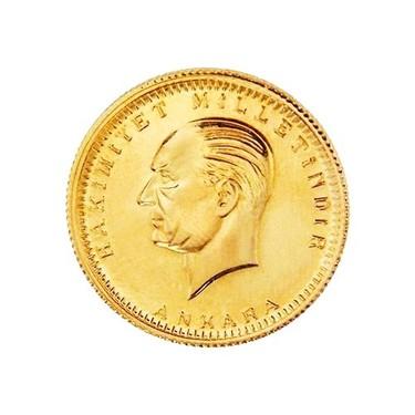 Ata 5'Li (Beşi Bir Yerde) Cumhuriyet Altını Fiyatı