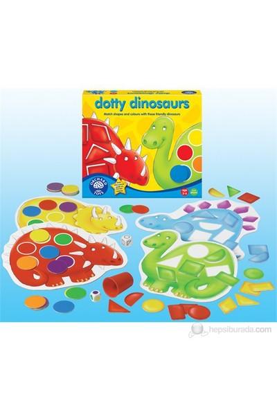 Orchard Dotty Dinosaurs / 3 - 6 Yaş