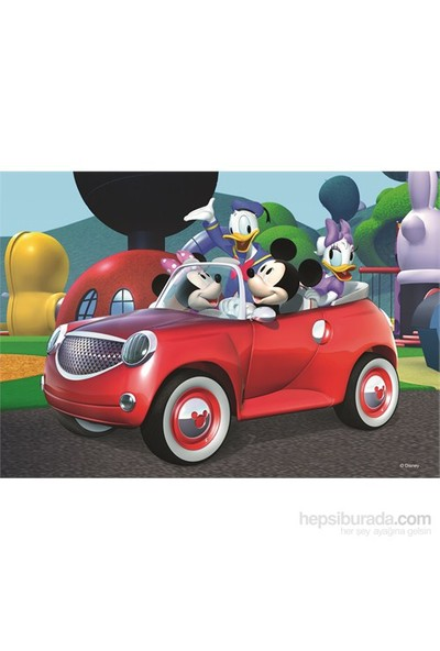Ravensburger WD Mickey - 12X2p Puzzle